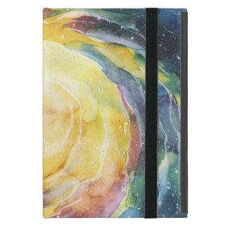 Aquarell-Raum-Nebelfleck-Galaxie Schutzhülle Fürs iPad Mini
