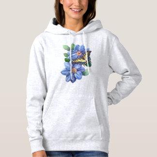 Aquarell-SchmetterlingHoodie Hoodie