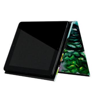 Aquarell Seerosen iPad Hülle