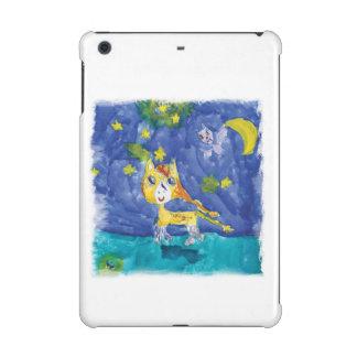 Aquarell-sternenklare Nacht Pegasus mit Schläger