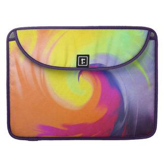 Aquarell-Welle - MacBook-Hülse Sleeve Für MacBook Pro