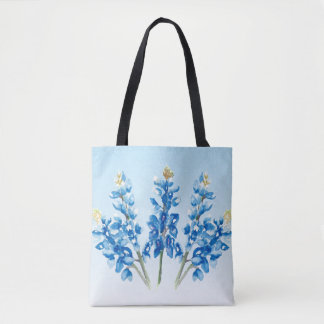 AquarellBluebonnets Tasche