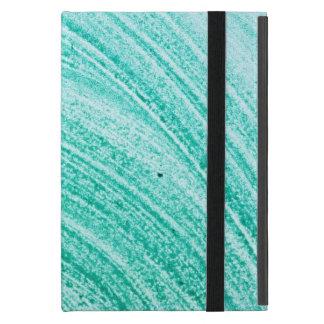 Aquarellbürsten-Linienbeschaffenheit iPad Mini Hülle