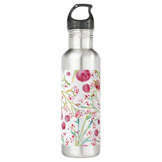 Aquarelle Edelstahlflasche