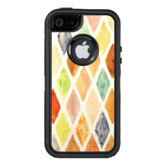 Aquarellhintergrund OtterBox iPhone 5/5s/SE Hülle