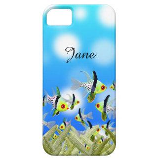 AQUARIUM Mobiltelefon-Kasten, Fische u. Meer iPhone 5 Hüllen