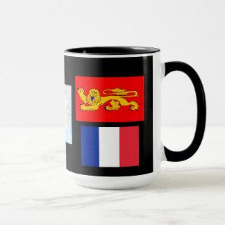 Aquitaine* Frankreich Kaffee-Tasse Tasse