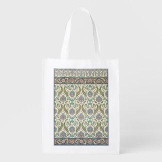Arabesken Beyt ELEmir Markt-Taschen Wiederverwendbare Einkaufstaschen