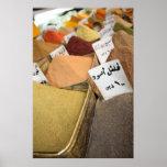 Arabic Herbs Posterdrucke