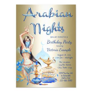 Arabische 11,4 X 15,9 Cm Einladungskarte