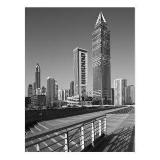 Arabische Emirate, Stadt Dubais, Dubai Postkarten