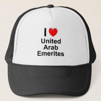 Arabische Emirate Truckerkappe