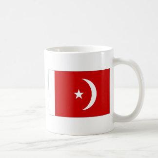 Arabische EmirateUmm Al Qaiwan Flagge Kaffeetasse