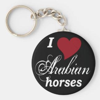 Arabische Pferde Schlüsselanhänger