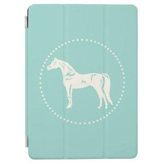 Arabische PferdeSilhouette iPad Air Cover