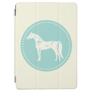 Arabische PferdeSilhouette iPad Air Hülle