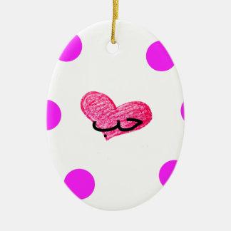 Arabische Sprache des Liebe-Entwurfs Keramik Ornament