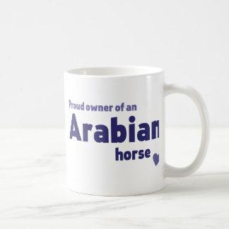 Arabisches Pferd Kaffeetasse