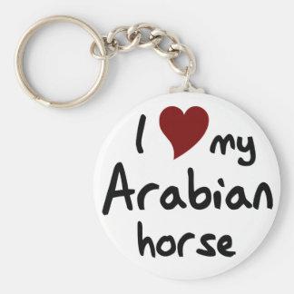 Arabisches Pferd Schlüsselanhänger