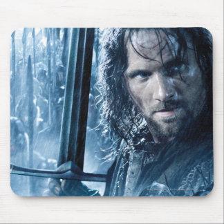 Aragorn gegen Orcs Mousepads
