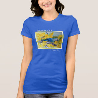 Ararinha Azul - Spixs Macaw-T - Shirt