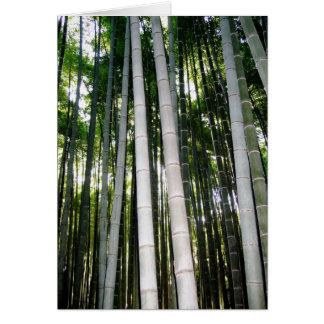 Arashiya Bambus-Wald Karte