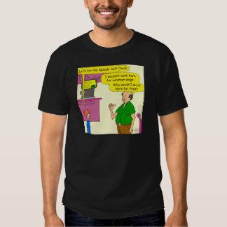 Arbeit 620 für freien Cartoon Hemden