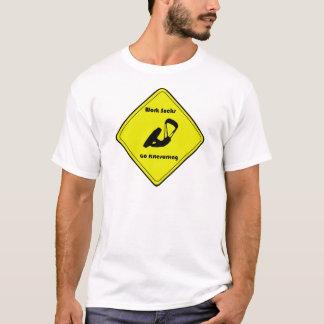 Arbeit noch ist zum Kotzen T-Shirt