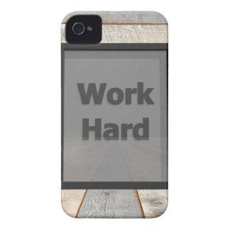 Arbeiten schwer iPhone 4 hülle