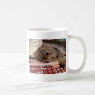 Arbeitet für eine Katzenminze Tassen