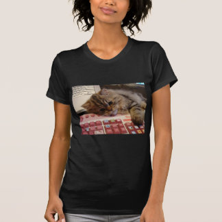 Arbeitet für eine Katzenminze T Shirts