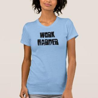 Arbeits-härterer Schläger T-Shirt