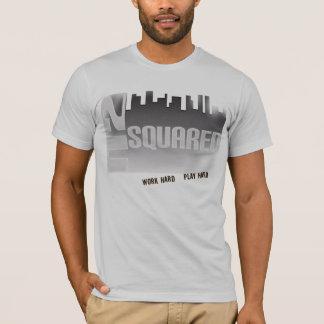 Arbeits-hartes Spiel hart T-Shirt