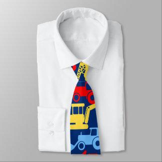 Arbeits-LKWs Krawatte