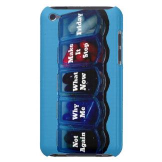 Arbeits-Woche/Platz-Überlebensausrüstung Case-Mate iPod Touch Case