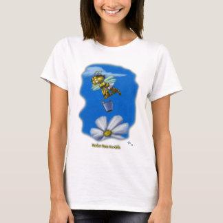 Arbeitskraft-Bienen sind Mädchen T-Shirt