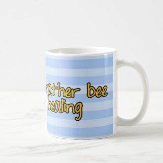 Arbeitskraftbiene - Doktor Kaffeetasse