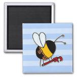 Arbeitskraftbiene - Klempner Magnets