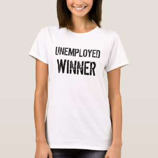 arbeitsloses Siegert-shirt T-Shirt