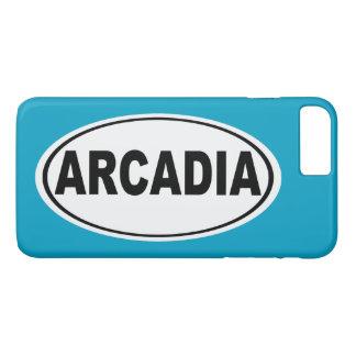 Arcadia Kalifornien iPhone 8 Plus/7 Plus Hülle