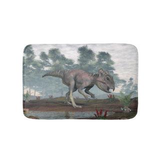 Archaeoceratops Dinosaurier Badematten
