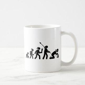 Archäologe Kaffeetasse