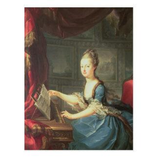 Archduchess Marie Antoinette Habsburger-Lothringen Postkarte