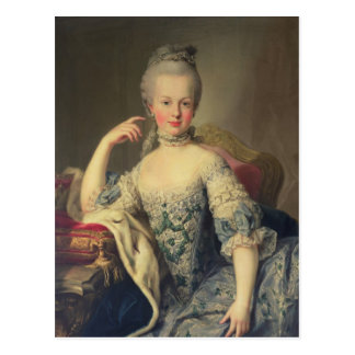 Archduchess Marie Antoinette Postkarte