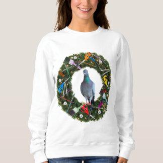 ARCHE hässliche Weihnachtsstrickjacke Sweatshirt