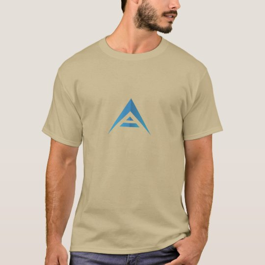 ARCHE-Münze (blaues Logo) T - Shirt