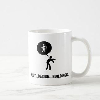 Architekt Kaffeetasse