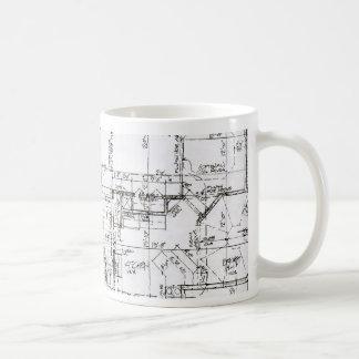 Architekten alles! kaffee haferl