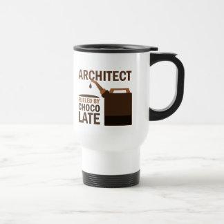 Architekten-Geschenk (lustig) Edelstahl Thermotasse