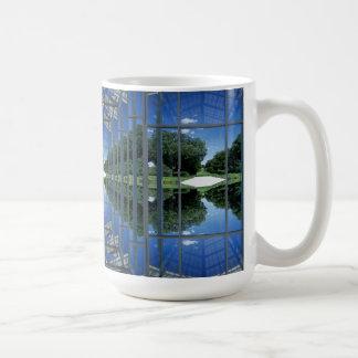 Architektonische Wiederholungs-Tasse 1 Kaffeetasse